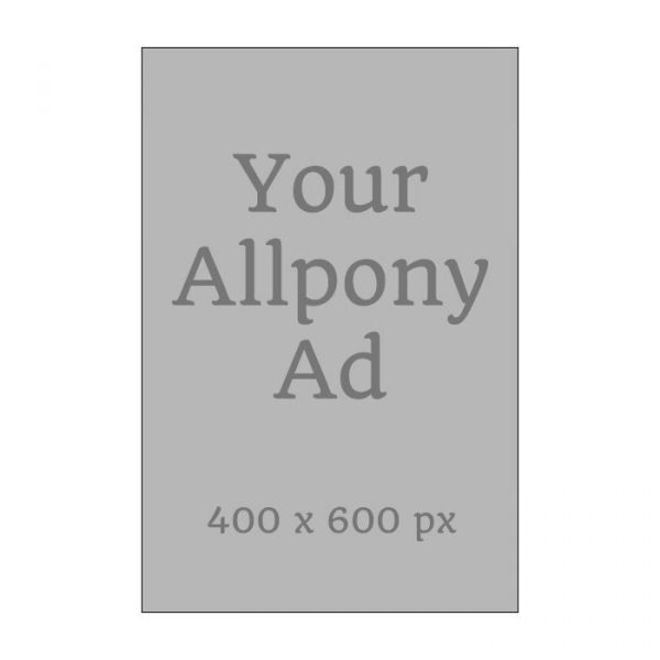 Advertise on Allpony