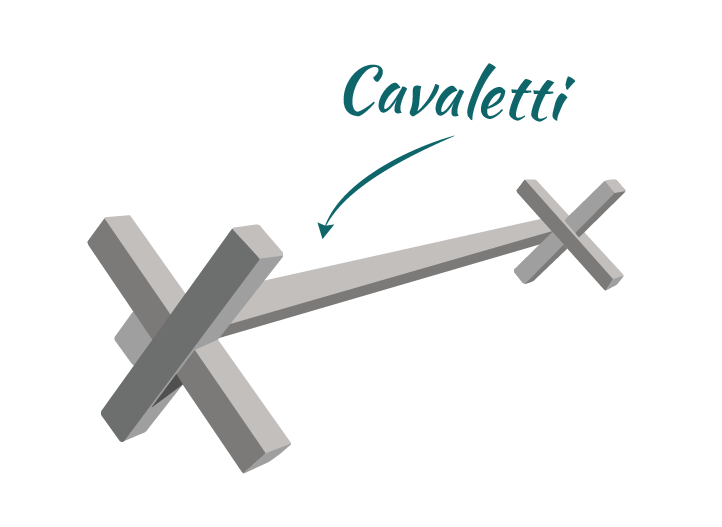 cavaletti graphic
