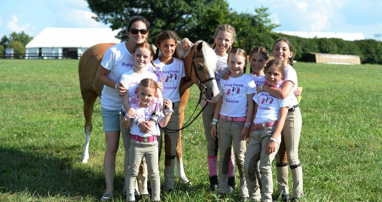 Allpony Partners With Belle & Bow Equestrian
