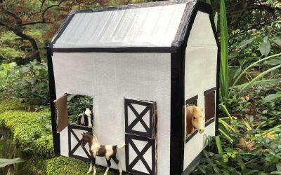 Build a Horse Barn Craft