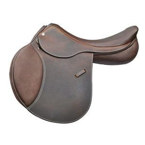 intrepid youth english saddle