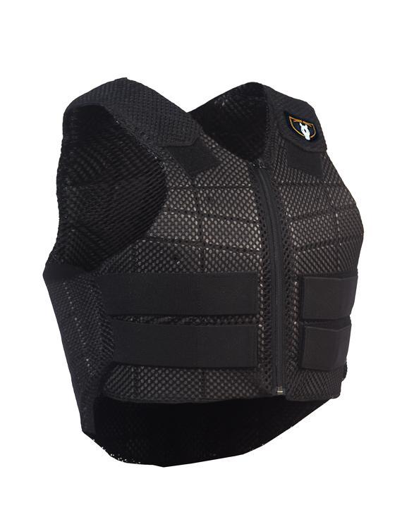 Tipperary Youth Safety Vest Porthole Black